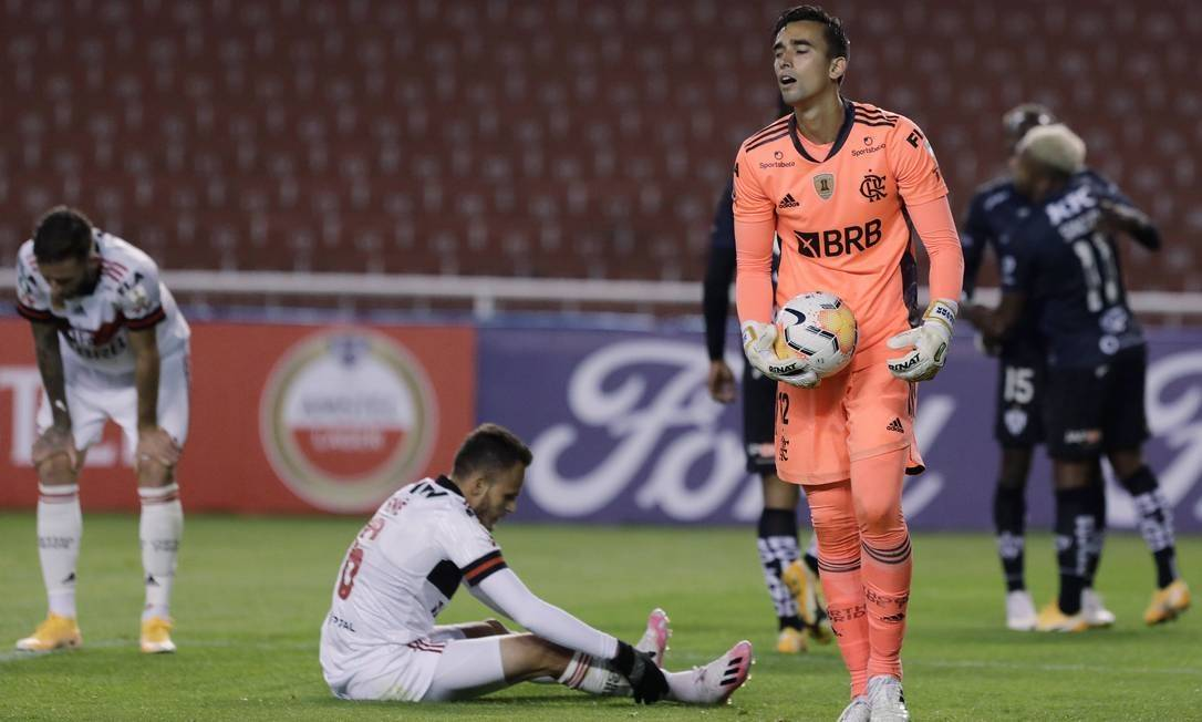 Flamengo sofre sua maior goleada na Libertadores ...